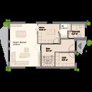 Bauhaus 141 - Erdgeschoss