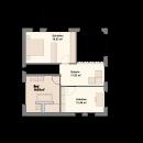 Bauhaus 153 - Obergeschoss