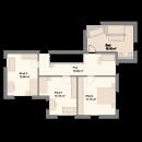 Bauhaus 187 - Obergeschoss