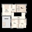 Bauhaus 232 - Obergeschoss