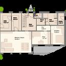 Bungalow 182 - Erdgeschoss