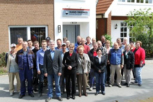 Das Hans-Drewes-Team
