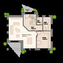 Landhaus 141 - Erdgeschoss
