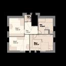 Landhaus 141 - Obergeschoss