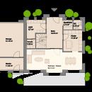 Landhaus 146 - Erdgeschoss