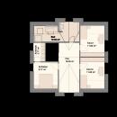 Landhaus 146 - Obergeschoss