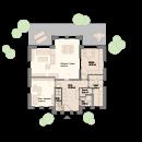 Landhaus 197 - Erdgeschoss