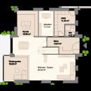 Landhaus 237 - Erdgeschoss