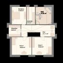 Landhaus 237 - Obergeschoss