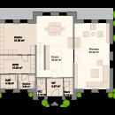 Landhaus 259 - Erdgeschoss