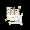 Mediterran 127 - Erdgeschoss