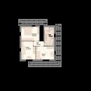 Mediterran 127 - Obergeschoss