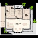 Mediterran 158 - Erdgeschoss