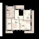 Mediterran 158 - Obergeschoss