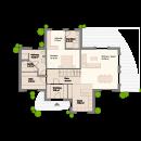 Mediterran 160 - Erdgeschoss