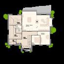 Mediterran 230 - Erdgeschoss