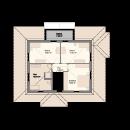 Mediterran 230 - Obergeschoss