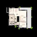 Pultdach 182 - Erdgeschoss