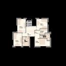 Pultdach 187 - Obergeschoss