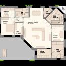 Pultdach 215 - Erdgeschoss