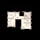 Pultdach 216 - Obergeschoss