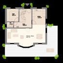 Satteldach 124 - Erdgeschoss