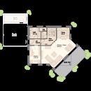 Satteldach 149 - Erdgeschoss