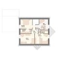 Satteldach 149 - Obergeschoss