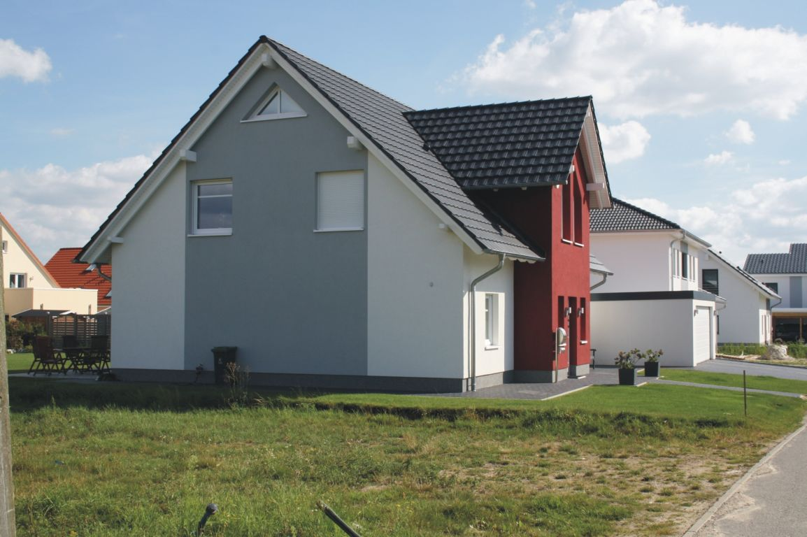 Satteldach 184 hans drewes baugesch ft for Satteldach einfamilienhaus