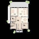 Stadtvilla 174 - Erdgeschoss