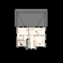 Stadtvilla 174 - Obergeschoss