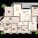 Stadtvilla 224 - Erdgeschoss