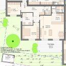 Grundriss Wohnung II B