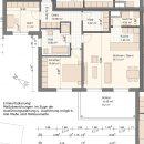 Grundriss Wohnung IV B