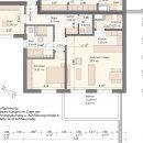 Grundriss Wohnung VI B